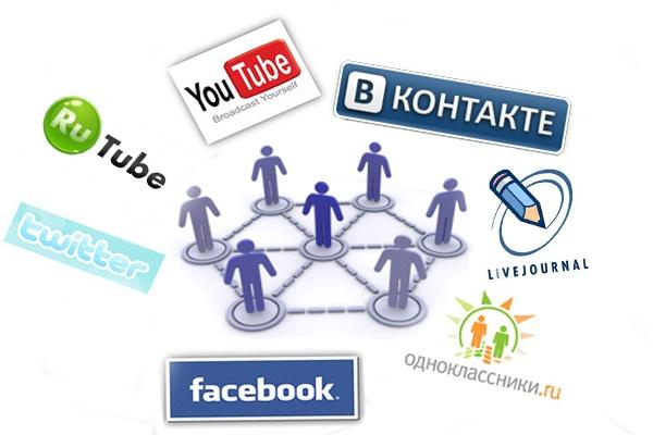 найти клиентов:соцсети